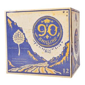 Odell 90 Shilling Bottles