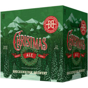 Breckenridge Brewry Ale 12 Pack